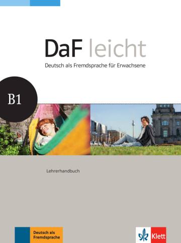 Cover DaF leicht B1 978-3-12-676262-5 Deutsch als Fremdsprache (DaF)