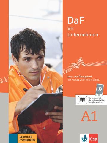 Cover DaF im Unternehmen A1 978-3-12-676440-7 Deutsch als Fremdsprache (DaF)