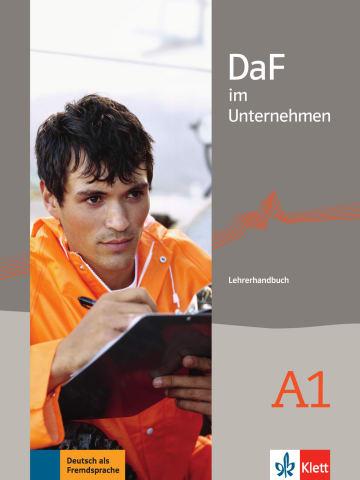 Cover DaF im Unternehmen A1 978-3-12-676441-4 Deutsch als Fremdsprache (DaF)