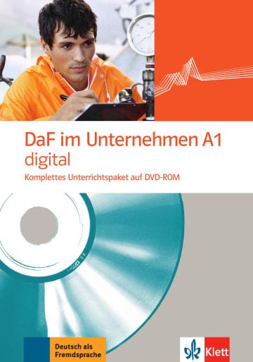Cover DaF im Unternehmen A1 978-3-12-676443-8 Deutsch als Fremdsprache (DaF)
