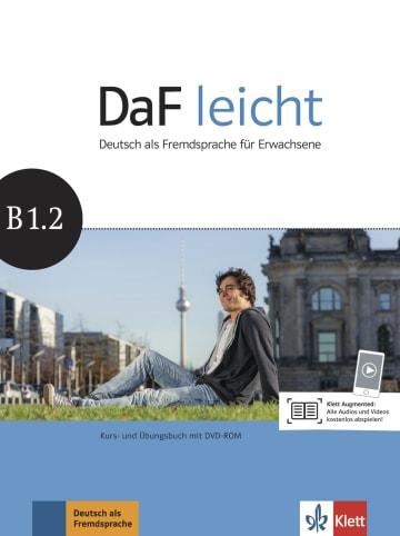 Cover DaF leicht B1.2 978-3-12-676261-8 Deutsch als Fremdsprache (DaF)