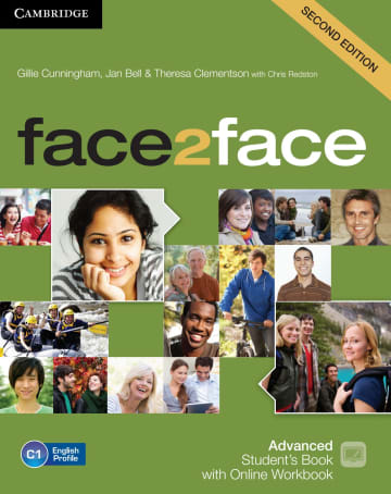 Cover face2face (2nd edition) 978-3-12-540355-0 Englisch