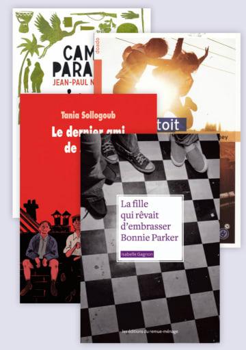 Cover Prix des lycéens allemands 2015 978-3-12-597017-5 Isabelle Gagnon, Frédérique Niobey, Jean-Paul Nozière, Tania Sollogoub Französisch