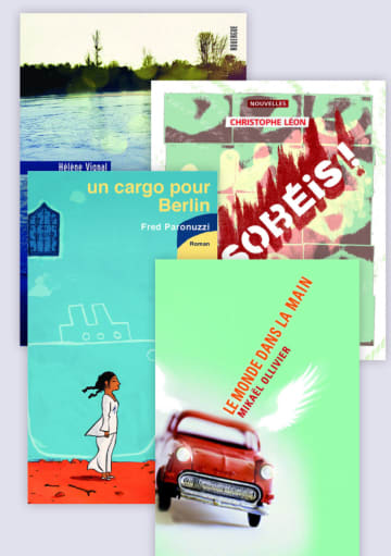 Cover Prix des lycéens allemands 2013 978-3-12-597015-1 Französisch