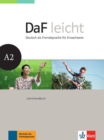 Cover DaF leicht A2 978-3-12-676257-1 Deutsch als Fremdsprache (DaF)