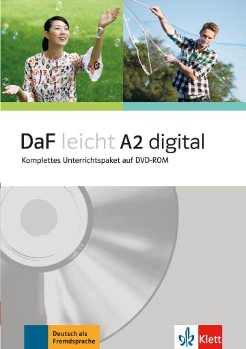 Cover DaF leicht A2 digital 978-3-12-676259-5 Deutsch als Fremdsprache (DaF)