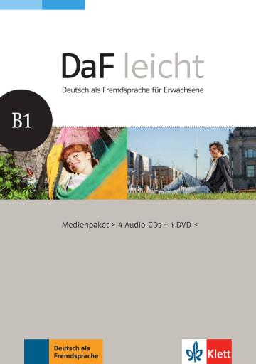 Cover DaF leicht B1 978-3-12-676263-2 Deutsch als Fremdsprache (DaF)