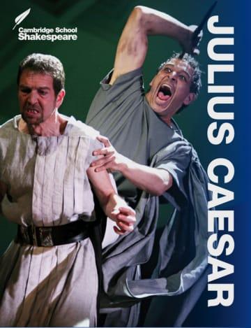 Cover Julius Caesar 978-3-12-576481-1 William Shakespeare Englisch