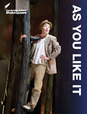 Cover As You Like It 978-3-12-576484-2 William Shakespeare Englisch