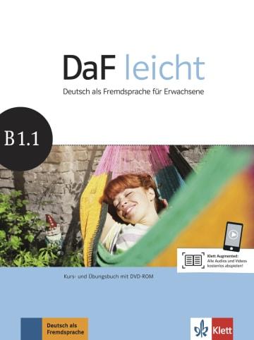 Cover DaF leicht B1.1 978-3-12-676260-1 Deutsch als Fremdsprache (DaF)