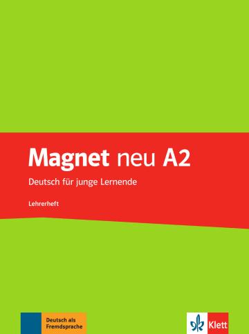 Cover Magnet neu A2 978-3-12-676088-1 Deutsch als Fremdsprache (DaF)