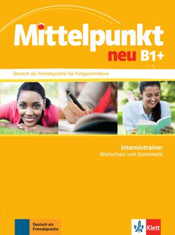 Cover Mittelpunkt neu B1+ 978-3-12-676648-7 Deutsch als Fremdsprache (DaF)