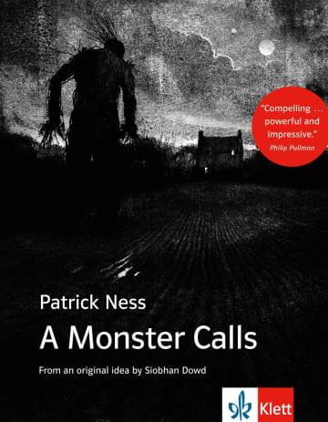 Cover A Monster Calls 978-3-12-578155-9 Patrick Ness Englisch