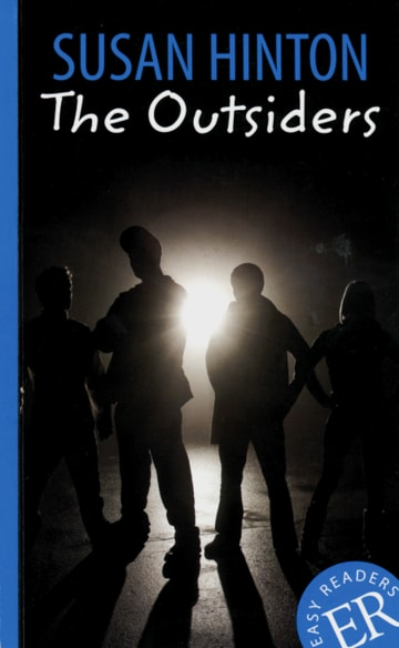 Cover The Outsiders 978-3-12-535422-7 Susan Hinton Englisch