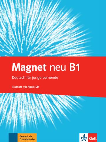 Cover Magnet neu B1 978-3-12-676092-8 Deutsch als Fremdsprache (DaF)