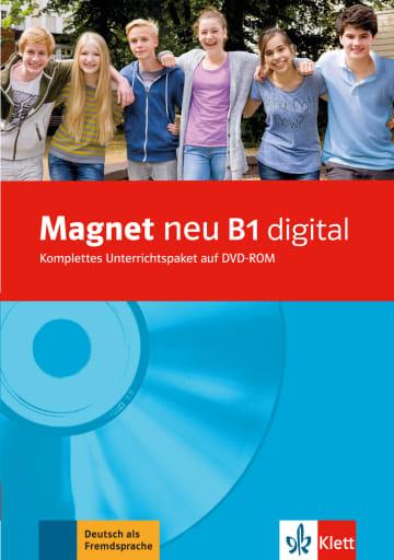 Cover Magnet neu B1 digital 978-3-12-676094-2 Deutsch als Fremdsprache (DaF)