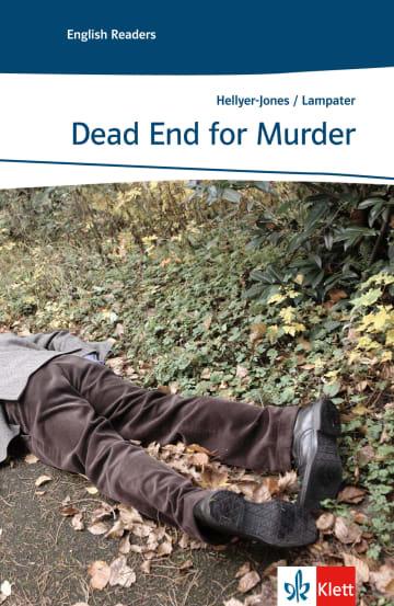 Cover Dead End for Murder 978-3-12-909004-6 Rosemary Hellyer-Jones, Peter Lampater Englisch
