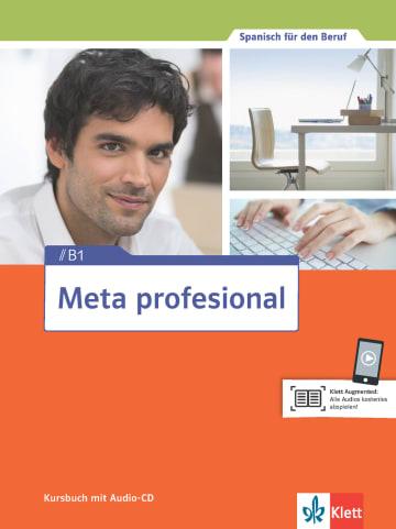 Cover Meta profesional B1 978-3-12-515470-4 Spanisch