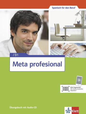Cover Meta profesional B1 978-3-12-515471-1 Spanisch