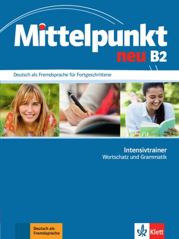 Cover Mittelpunkt neu B2 978-3-12-676668-5 Deutsch als Fremdsprache (DaF)