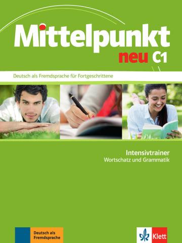 Cover Mittelpunkt neu C1 978-3-12-676669-2 Deutsch als Fremdsprache (DaF)