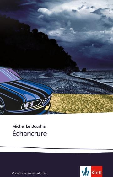 Cover Échancrure 978-3-12-592298-3 Michel Le Bourhis Französisch