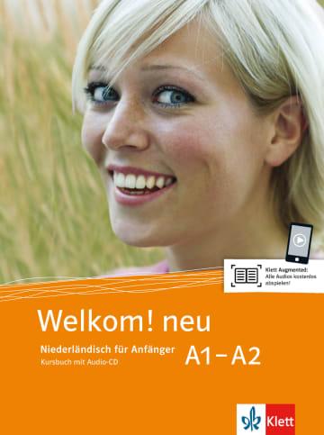 Cover Welkom! Neu A1-A2 978-3-12-528990-1 Niederländisch