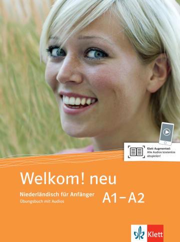 Cover Welkom! Neu A1-A2 978-3-12-528991-8 Niederländisch