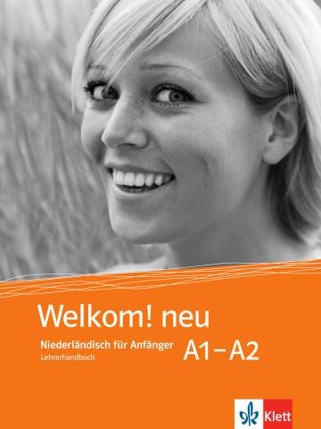Cover Welkom! Neu A1-A2 978-3-12-528993-2 Niederländisch