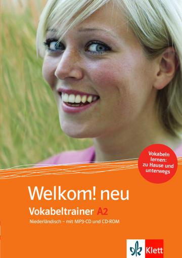 Cover Welkom! Neu A2 Vokabeltrainer 978-3-12-528996-3 Niederländisch