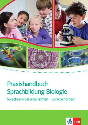 Cover Praxishandbuch Sprachbildung Biologie 978-3-12-666852-1 Deutsch als Zweitsprache (DaZ)