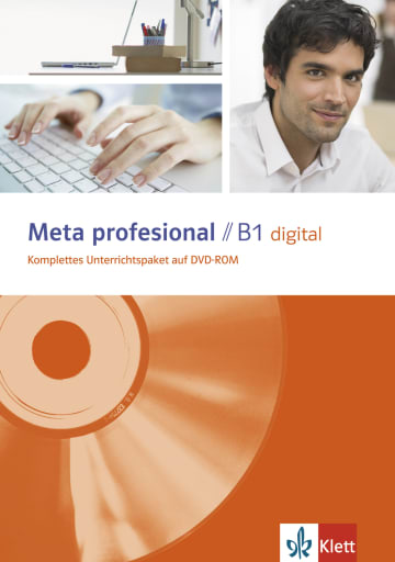 Cover Meta profesional B1 978-3-12-515474-2 Spanisch