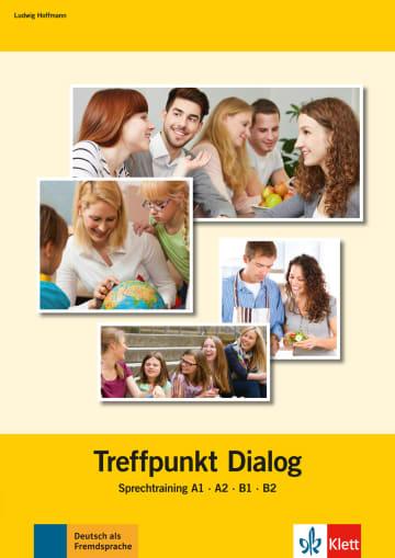Cover Treffpunkt Dialog 978-3-12-607125-3 Deutsch als Fremdsprache (DaF)
