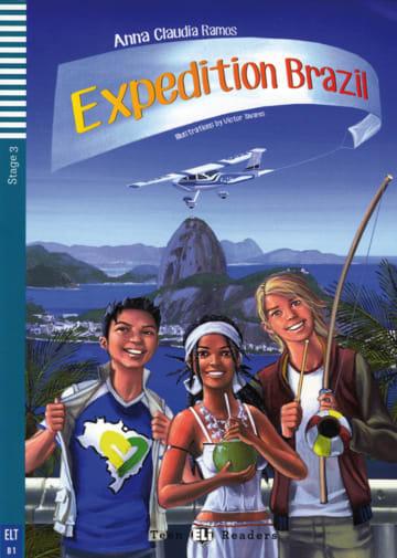 Cover Expedition Brazil 978-3-12-514748-5 Anna Claudia Ramos Englisch