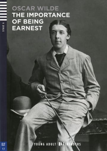 Cover The Importance of Being Earnest 978-3-12-514749-2 Oscar Wilde Englisch
