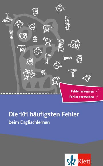 Cover Die 101 häufigsten Fehler beim Englischlernen 978-3-12-519556-1 Englisch