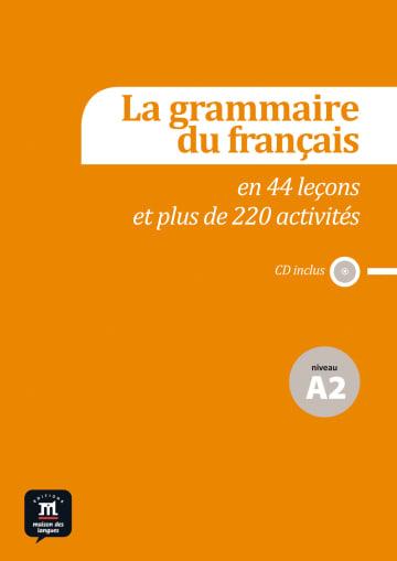 Cover La grammaire du français 978-3-12-529321-2 Französisch