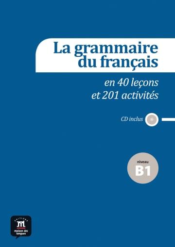 Cover La grammaire du français 978-3-12-529327-4 Französisch