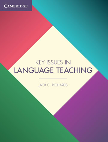 Cover Key Issues in Language Teaching 978-3-12-532943-0 Englisch