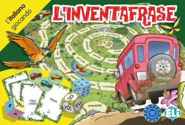 Cover L'inventafrase 978-3-12-534807-3 Italienisch