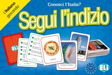 Cover Segui l'indizio 978-3-12-534810-3 Italienisch
