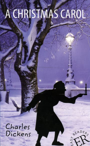 Cover A Christmas Carol 978-3-12-536351-9 Charles Dickens Englisch