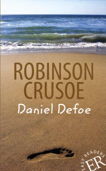 Cover Robinson Crusoe 978-3-12-545281-7 Daniel Defoe Englisch