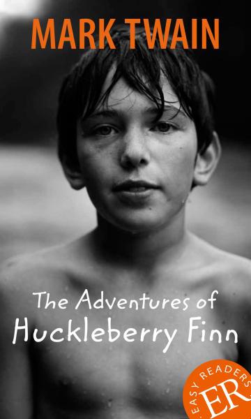 Cover The Adventures of Huckleberry Finn 978-3-12-545291-6 Mark Twain Englisch