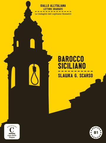 Cover Barocco siciliano 978-3-12-565045-9 Slawka Giorgia Scarso Italienisch