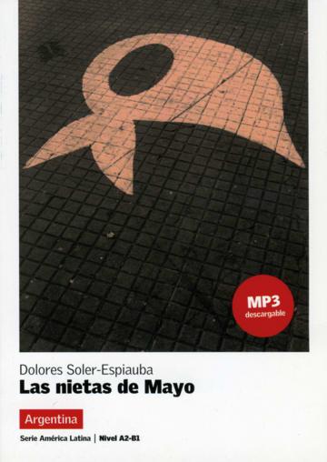 Cover Las nietas de Mayo 978-3-12-562026-1 Dolores Soler-Espiauba Spanisch