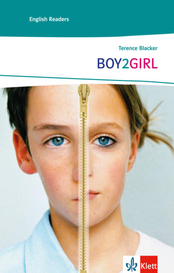 Cover BOY2GIRL 978-3-12-578157-3 Terence Blacker Englisch