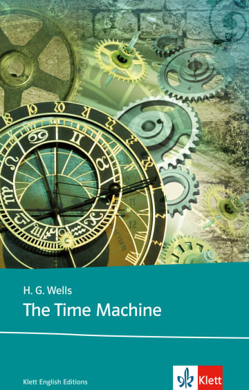 Cover The Time Machine 978-3-12-579802-1 Herbert George Wells Englisch