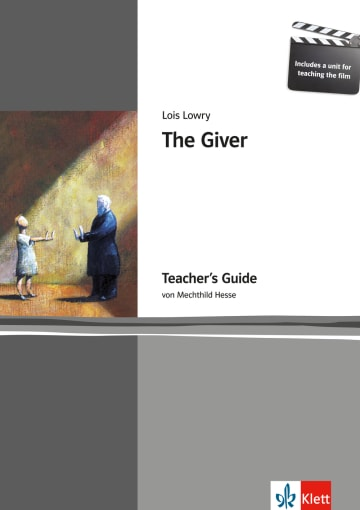 Cover The Giver 978-3-12-578137-5 Mechthild Hesse, Lois Lowry Englisch