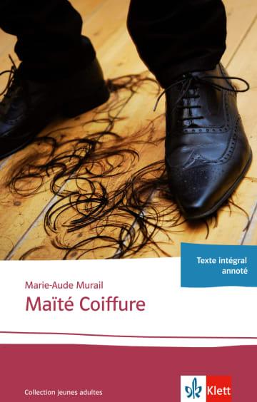 Cover Maïté Coiffure 978-3-12-592299-0 Marie-Aude Murail Französisch